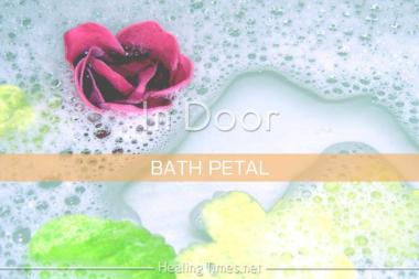 バスペタル花びら入浴剤で癒される自宅お風呂でゴージャス気分!プレゼントにも最適!
